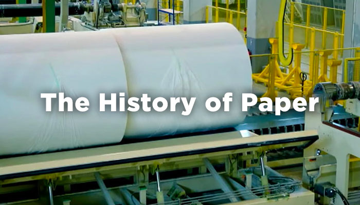 The-History-of-the-paper