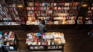 The magic of the bookshop - paper for people